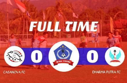 CASANOVA TAHAN IMBANG DHARMA PUTRA FC