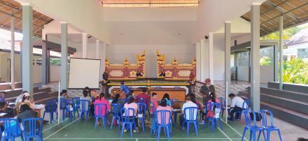 Kegiatan Orientasi dan pelatihan Kader Pendata PK21 tahap ke-2